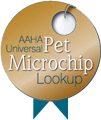 AAHA Pet Nicrochip Lookup Tool