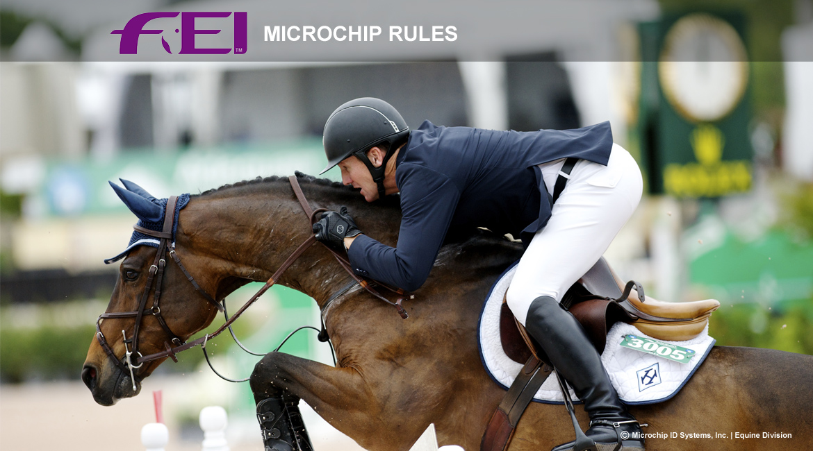 FEI Microchip Rules